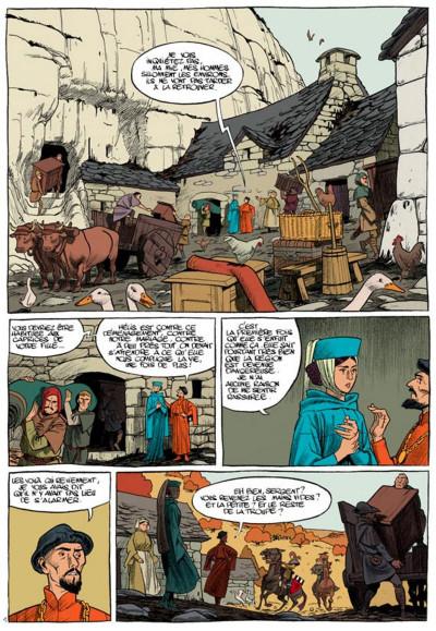 Page 1 messire guillaume tome 1 - les contrées lointaines