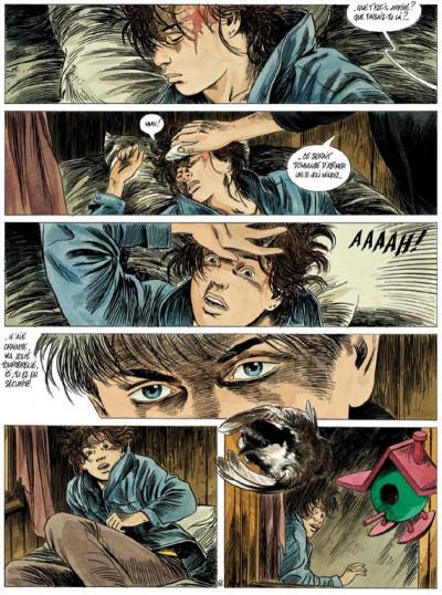 Page 2 l'assassin qui parle aux oiseaux tome 2