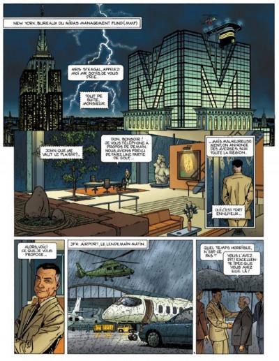 Page 1 pandora box tome 5 - l'avarice