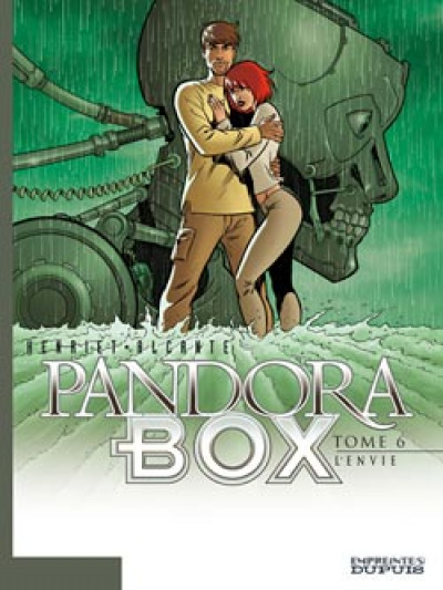 image de pandora box tome 6 - l'envie