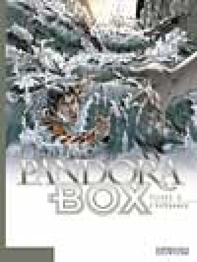 Couverture pandora box tome 8 - l'espérance