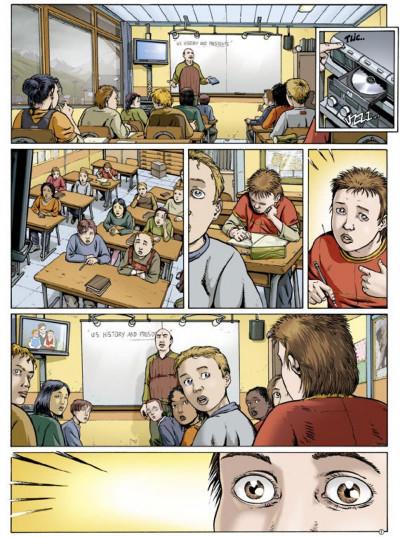 Page 1 pandora box tome 8 - l'espérance
