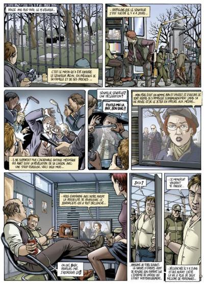 Page 2 pandora box tome 8 - l'espérance