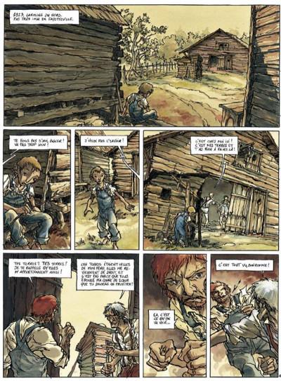 Page 1 les rêves de milton tome 1