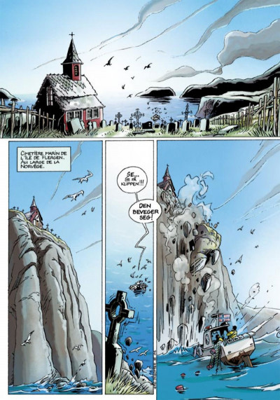 Page 1 les démons d'alexia tome 3 - yorthopia