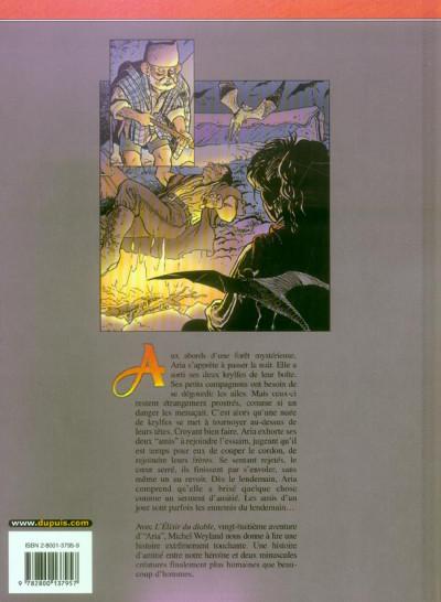 Dos aria tome 28 - l'elixir du diable