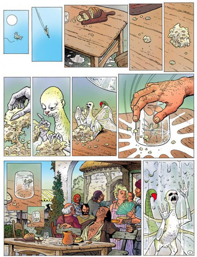 Page 1 aria tome 28 - l'elixir du diable
