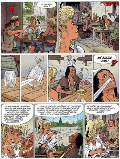 Page 2 aria tome 28 - l'elixir du diable