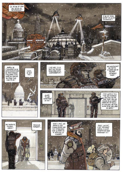 Page 1 orbital tome 1 - cicatrices
