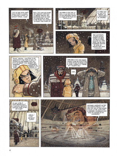 Page 4 orbital tome 1 - cicatrices