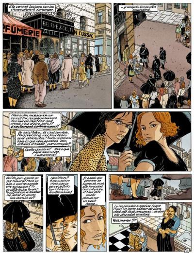 Page 2 secrets, l'écharde tome 2