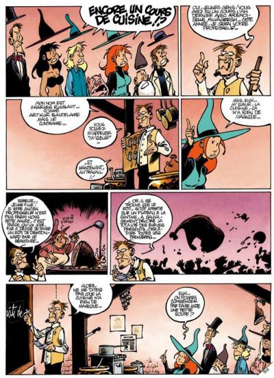 Page 1 mélusine tome 14 - la cuisine du diable