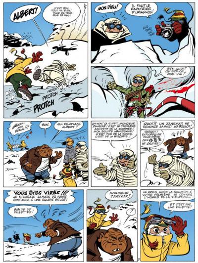 Page 2 spirou et fantasio  tome 3 - le tombeau des champignac
