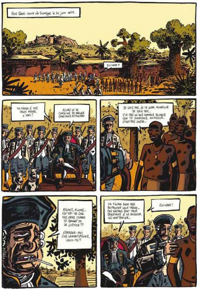 Page 1 le peuple des endormis tome 2