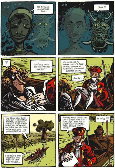 Page 2 le peuple des endormis tome 2