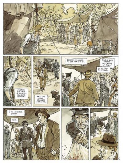 Page 1 les rêves de milton tome 2