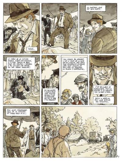 Page 2 les rêves de milton tome 2