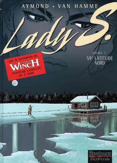 image de lady s. tome 3 - 59° latitude nord