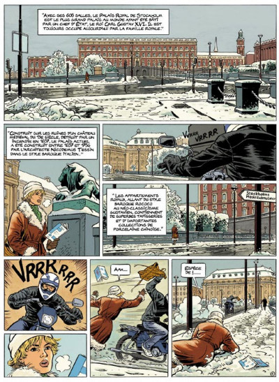 Page 1 lady s. tome 3 - 59° latitude nord