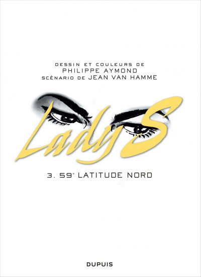 Page 3 lady s. tome 3 - 59° latitude nord