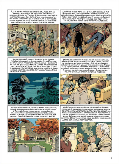 Page 5 lady s. tome 3 - 59° latitude nord