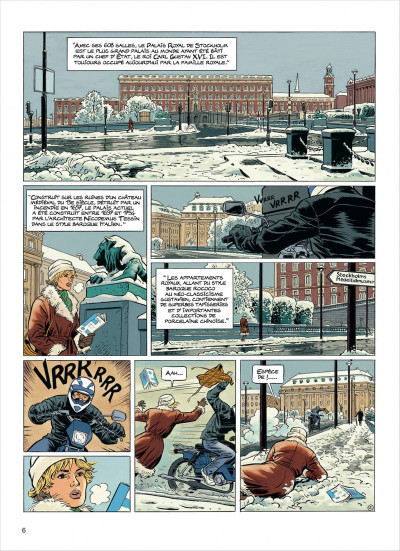Page 6 lady s. tome 3 - 59° latitude nord