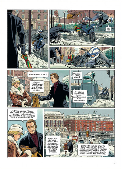 Page 7 lady s. tome 3 - 59° latitude nord