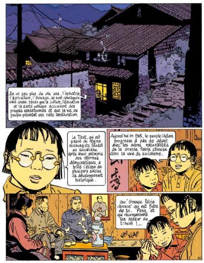 Page 2 le bouddha d'azur tome 2