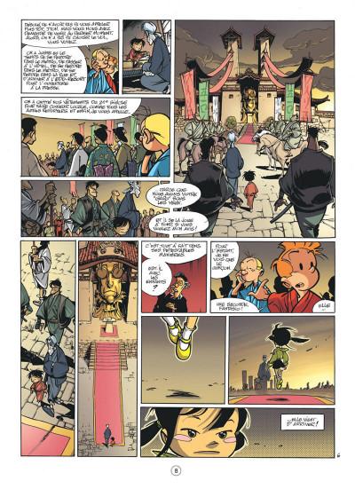 Page 8 spirou et fantasio tome 49 - spirou et fantasio à tokyo