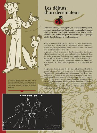 Page 4 spirou et fantasio - intégrale tome 1 - les débuts d'un dessinateur