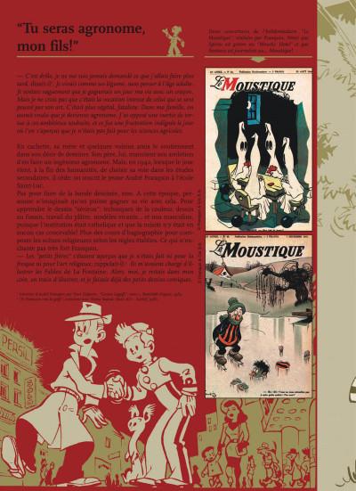 Page 6 spirou et fantasio - intégrale tome 1 - les débuts d'un dessinateur