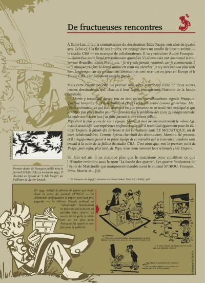 Page 7 spirou et fantasio - intégrale tome 1 - les débuts d'un dessinateur