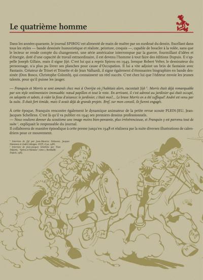 Page 8 spirou et fantasio - intégrale tome 1 - les débuts d'un dessinateur