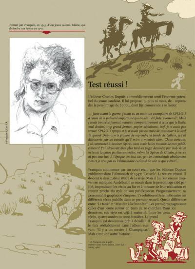 Page 9 spirou et fantasio - intégrale tome 1 - les débuts d'un dessinateur