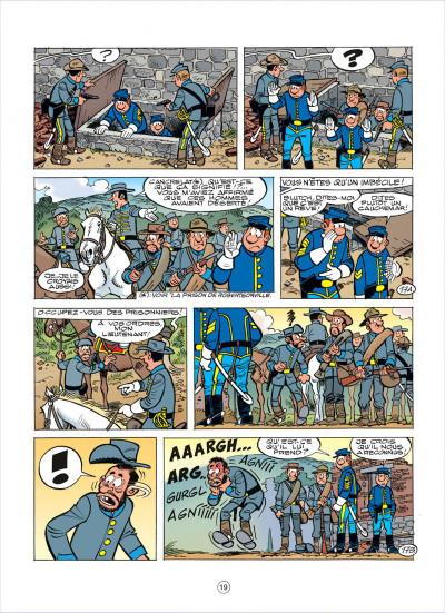 Page 9 les tuniques bleues tome 50 - la traque