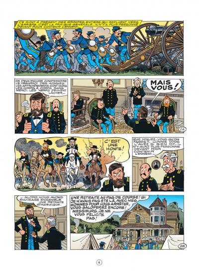 Page 4 les tuniques bleues tome 50 - la traque