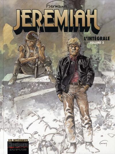 Couverture jeremiah - intégrale tome 3 - tome 9 à tome 12
