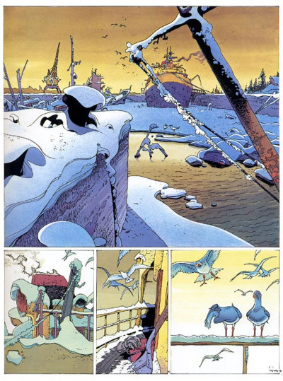 Page 3 jeremiah - intégrale tome 3 - tome 9 à tome 12