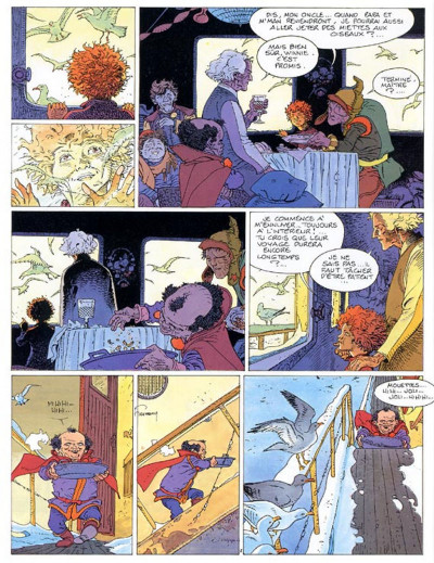 Page 4 jeremiah - intégrale tome 3 - tome 9 à tome 12