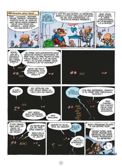 Page 6 le petit spirou tome 13 - fais de beaux rêves !