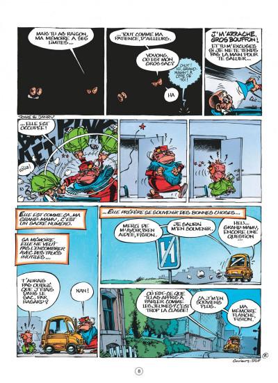 Page 8 le petit spirou tome 13 - fais de beaux rêves !