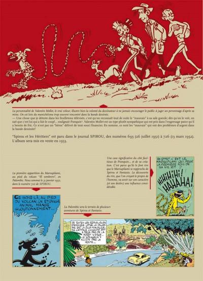 Page 1 spirou et fantasio - intégrale tome 2 - de champignac au marsupilami