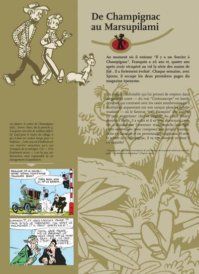 Page 4 spirou et fantasio - intégrale tome 2 - de champignac au marsupilami