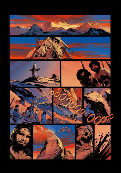 Page 1 bunker tome 1 - les frontières interdites