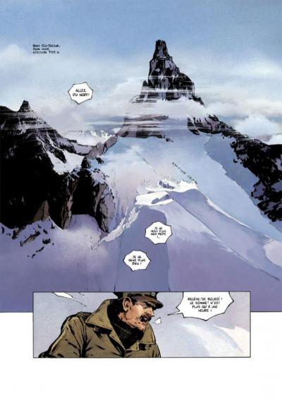Page 2 bunker tome 1 - les frontières interdites