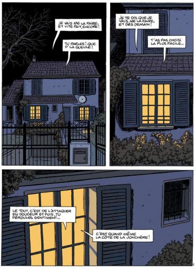 Page 1 les gens honnêtes tome 1