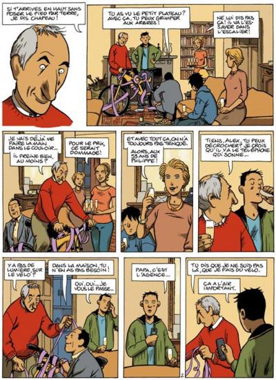 Page 2 les gens honnêtes tome 1