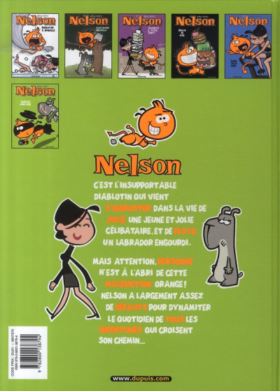 Dos nelson tome 6 - crapule king size