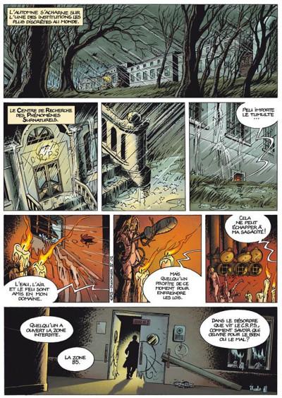 Page 1 les démons d'alexia tome 4 - le syndrome de salem
