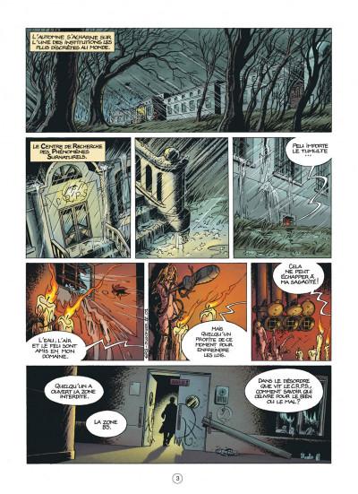 Page 3 les démons d'alexia tome 4 - le syndrome de salem